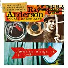 RAY ANDERSON Where Home is album cover