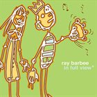 RAY BARBEE In Full View album cover