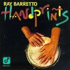 RAY BARRETTO Handprints album cover