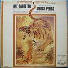 RAY BARRETTO Mysterious Instinct album cover