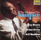 RAY BROWN Bass Face album cover