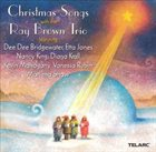 RAY BROWN Christmas Songs With The Ray Brown Trio album cover