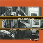RAY BROWN Live At Starbucks album cover