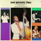 RAY BROWN Live At The Concord Jazz Festival 1979 album cover