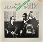 RAY BROWN Ray Brown / Ichiro Masuda : The Most Special Joint album cover