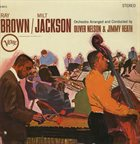 RAY BROWN Ray Brown / Milt Jackson album cover