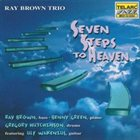 RAY BROWN Seven Steps to Heaven album cover