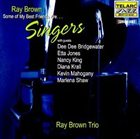 RAY BROWN Some Of My Best Friends Are...Singers album cover