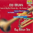 RAY BROWN Some Of My Best Friends Are...The Trumpet Players album cover