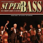 RAY BROWN Superbass album cover