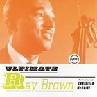 RAY BROWN Ultimate Ray Brown album cover