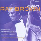 RAY BROWN Walk On album cover