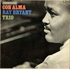 RAY BRYANT Con Alma album cover
