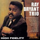 RAY BRYANT Plays The Complete Little Susie album cover