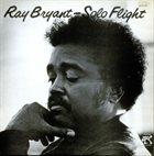RAY BRYANT Solo Flight album cover