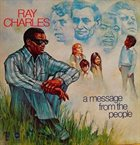RAY CHARLES A Message From the People album cover