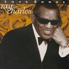 RAY CHARLES A Sentimental Blues album cover