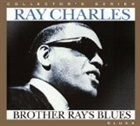RAY CHARLES Brother Ray's Blues album cover