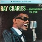 RAY CHARLES Dedicated to You album cover