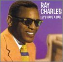 RAY CHARLES Let's Have a Ball album cover