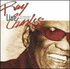 RAY CHARLES Live At The Montreux Jazz Festival album cover