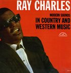 RAY CHARLES Modern Sounds in Country and Western Music Album Cover