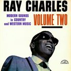 RAY CHARLES Modern Sounds in Country and Western Music, Volume 2 album cover