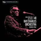 RAY CHARLES Ray Charles Orchestra - Zurich 1961 - Swiss Radio Days Vol. 41 album cover