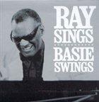 RAY CHARLES Ray Sings, Basie Swings album cover