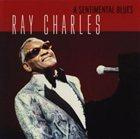 RAY CHARLES Sentimental Blues album cover