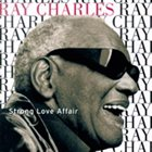 RAY CHARLES Strong Love Affair album cover