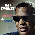 RAY CHARLES Sweet & Sour Tears album cover