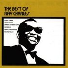 RAY CHARLES The Best of Ray Charles album cover