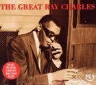 RAY CHARLES The Great album cover