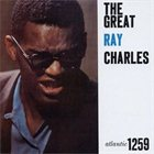 RAY CHARLES The Great Ray Charles album cover