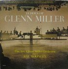 RAY MCKINLEY Echoes Of Glenn Miller album cover