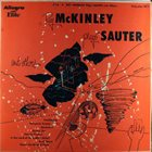 RAY MCKINLEY McKinley Plays Sauter album cover