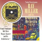 RAY MILLER Timeless Historical Presents: Ray Miller and His Brusnwick Orchestra 1924-29 album cover