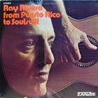 RAY RIVERA From Puerto Rico to Soulsville album cover