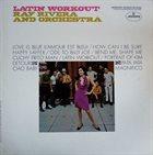 RAY RIVERA Latin Workout album cover