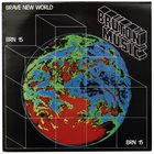 RAY RUSSELL Ray Russell / Brian Bennett / Alan Hawkshaw : Brave New World album cover