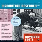 RAYMOND SCOTT Manhattan Research album cover