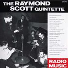 RAYMOND SCOTT Radio Music album cover