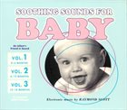 RAYMOND SCOTT Soothing Sounds For Baby album cover