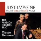 REBECCA KILGORE Just Imagine album cover