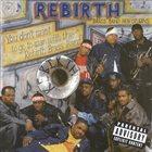 REBIRTH BRASS BAND Hot Venom album cover