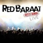 RED BARAAT Bootleg Bhangra album cover