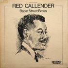 RED CALLENDER Basin Street Brass album cover