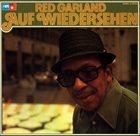 RED GARLAND Auf Wiedersehen album cover