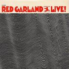 RED GARLAND Red Garland Live! album cover